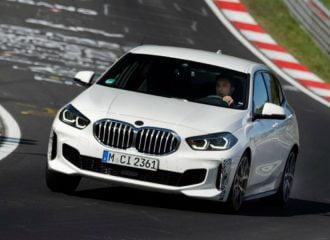 Η μπροστοκίνητη BMW 128ti των 265 ίππων