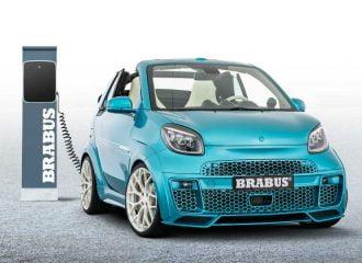 Το απόλυτο smart Brabus των 50.000 ευρώ