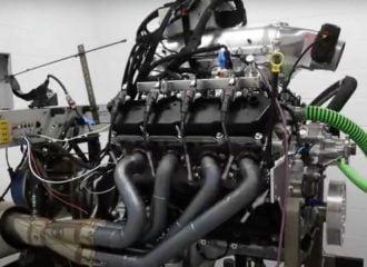Ο κινητήρας Godzilla της Ford (+video)
