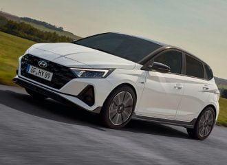 Προπομπός του N το νέο Hyundai i20 N Line (+video)