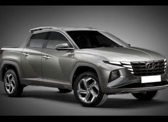 Το Hyundai Santa Cruz θα βασίζεται στο νέο Tucson