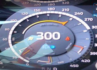 0-300 χλμ./ώρα με μία ταχύτητα (+video)