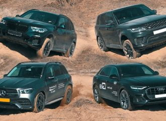 Πάνε εκτός δρόμου τα πολυτελή SUV; (+video)