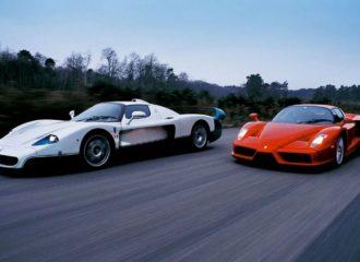 Όταν η Maserati «έδειρε» τη Ferrari μέσω... Ferrari!