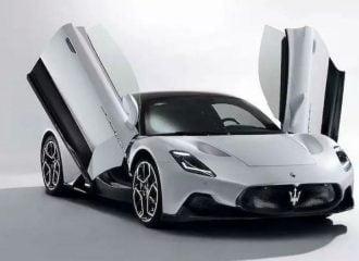 Νέα εποχή για τη Maserati με την MC20