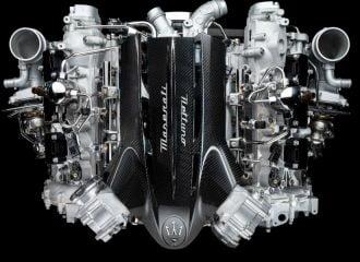 Η τεχνολογία F1 του νέου μοτέρ της Maserati (+video)