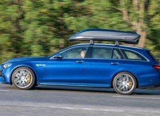 Μπαγκαζιέρα με διαχύτη από τη Mercedes-AMG!