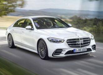 Πόσο κάνει η νέα Mercedes S-Class;