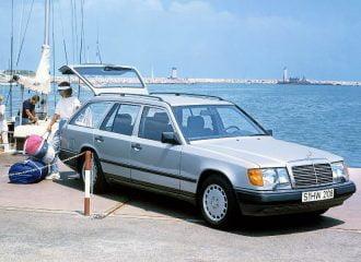 Η Mercedes W124 Estate κλείνει τα 35 χρόνια
