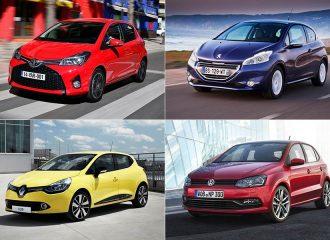 10 οικονομικά diesel αυτοκίνητα 5ετίας
