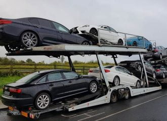 Κατάσχεση 175 αυτοκινήτων για ξέπλυμα χρήματος