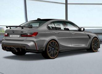 Έτσι θα είναι η κορυφαία BMW M3 GTS