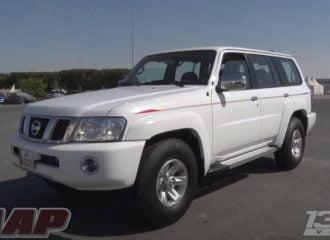 «Αθώο» Nissan Patrol 800 HP σπέρνει τρόμο (+video)