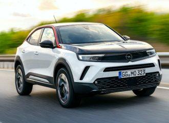 Νέο Opel Mokka GSi Line με βενζίνη και ντίζελ