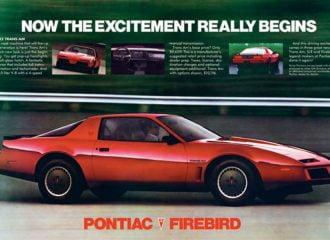 Ποια πρωτιά κατείχε το Pontiac Firebird;