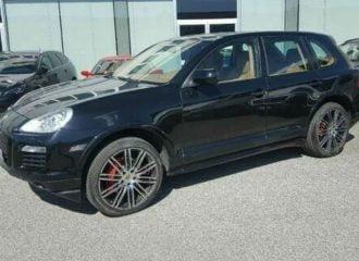 Porsche Cayenne με ρεκτιφιέ στα 400.000 χλμ.!