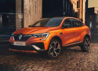 Σε νέα πλατφόρμα το ευρωπαϊκό Renault Arkana