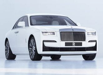 Η νέα Rolls-Royce Ghost ορίζει την πολυτέλεια