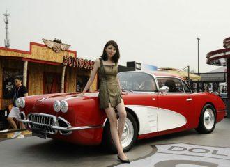 Κινεζική plug-in Corvette με 1.5 τούρμπο μοτέρ
