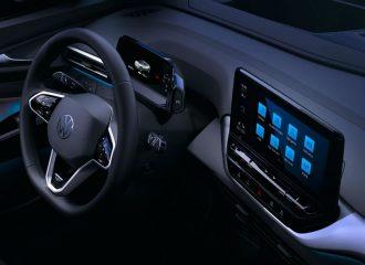 Ο εσωτερικός κόσμος του ηλεκτρικού SUV VW ID.4