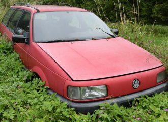 VW Passat ντίζελ πήρε μπρος μετά από 17 χρόνια