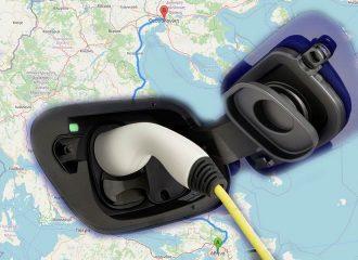 Πάει ηλεκτρικό αυτοκίνητο Αθήνα – Θεσσαλονίκη non stop;
