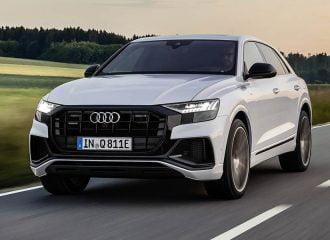 Νέο Audi Q8 462 ίππων καίει 3,8 ευρώ/100 χλμ.