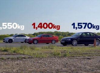 Η BMW M2 μας δείχνει τι διαφορά κάνουν 2 τούρμπο