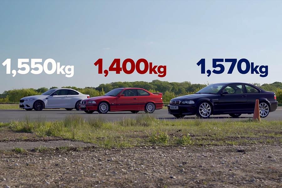 Η BMW M2 μας δείχνει τη διαφορά μεταξύ 2 turbos