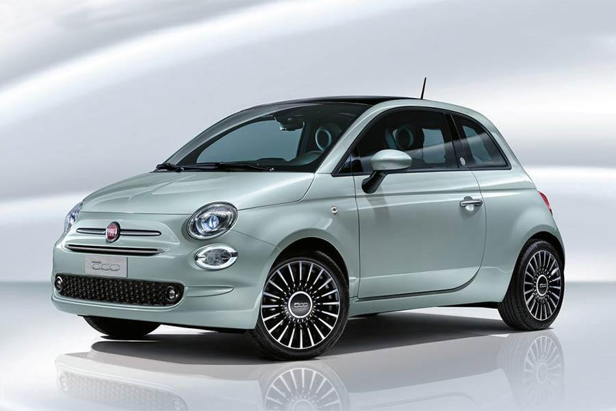 Προσφέρετε το Fiat 500 Hybrid με τιμή 11.950 ευρώ