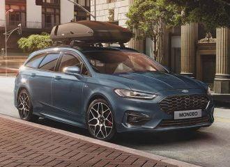 Τέλος και επίσημα το Ford Mondeo