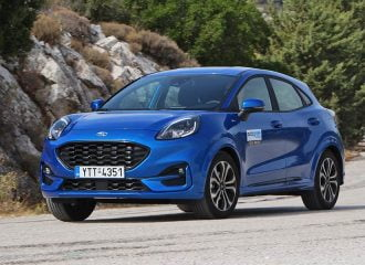 Δοκιμή Ford Puma 1.0 EcoBoost 125 PS mHEV
