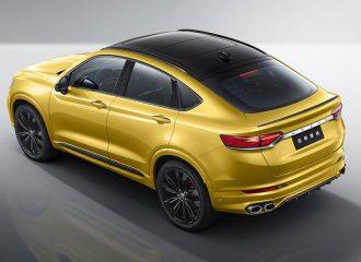 Το σπορτίφ κινεζικό SUV με το Σουηδικό DNA!