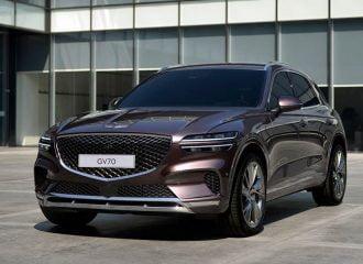Συναρπάζει το νέο SUV Genesis GV70