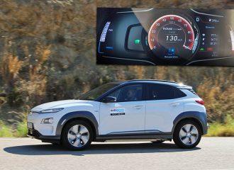 Πως επιταχύνει το Hyundai Kona Electric; (+video)