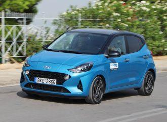 Δοκιμή Hyundai i10 1.0 67 hp