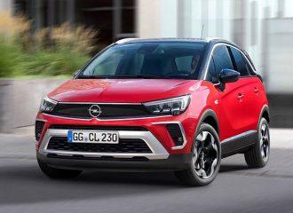 Νέο Opel Crossland με επιρροές από Mokka
