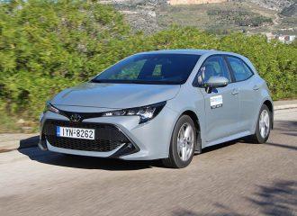 Toyota Corolla με τιμή που… τουρμπίζει