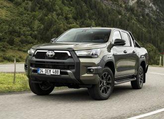 Πιο γρήγορο από ποτέ το νέο Toyota Hilux