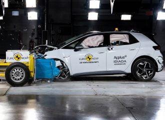 Βράχος το VW ID.3 στα crash tests (+video)