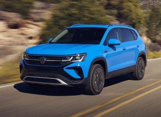 Νέο μικρομεσαίο SUV VW Taos (+video)
