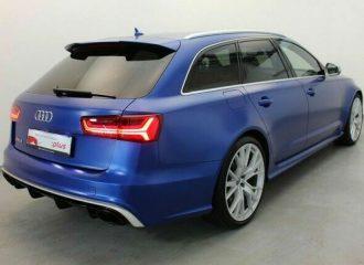 Audi RS 6 έχασε 107.000 ευρώ σε 3 χρόνια!