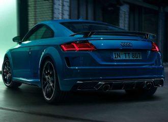 Αναζωογονητικό το νέο Audi TT S Line Competition Plus