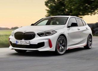 Νέα «Turismo Internazionale» BMW 128ti