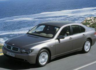 Ποιες καινοτομίες είχε η BMW Σειρά 7 E65;