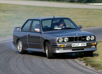Πόσα θα δίνατε για μια BMW M3 E30;