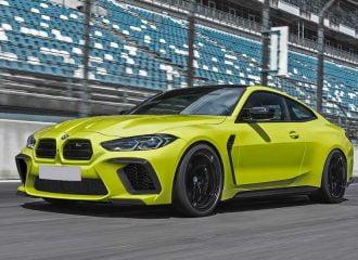 «Ρινοπλαστική» για τη νέα BMW M4