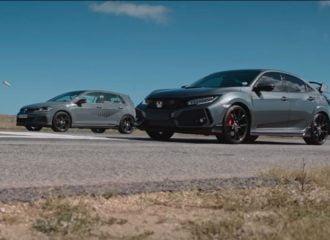 «Μακελειό» μεταξύ Type R και GTI TCR (+video)