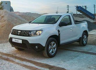 Εργάτης το νέο Dacia Duster Pick-Up