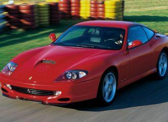 Φθηνότερη από Toyota Supra η Ferrari 550 Maranelo!